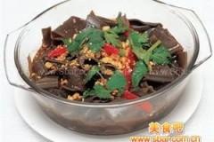 韩式凉拌海鲜的做法