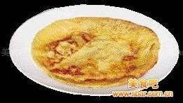 玉米高筋粉煎饼的做法
