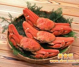 螃蟹要大火蒸30分钟