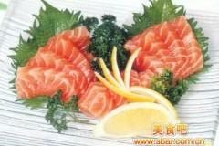 阿拉斯加野生三文鱼