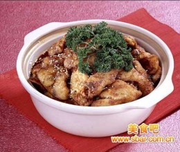 香锅鱼的做法
