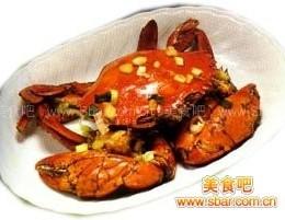 酱油蟹的做法