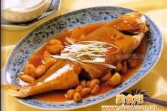 蒜瓣黄鱼的做法