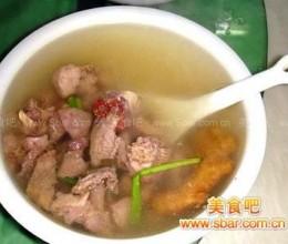 红楼梦经典菜 野鸡崽子汤的做法