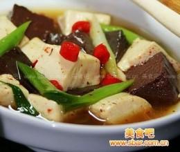 麻辣双色豆腐的做法
