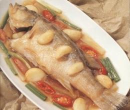 芹香蒜子鱼