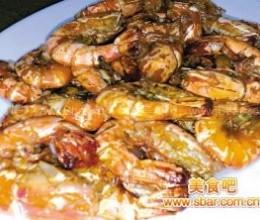 美极脆虾的做法