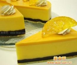 柠檬夹心蛋糕