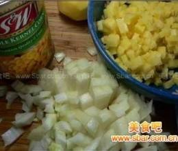 玉米浓汤的做法[图解]
