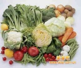 选择适合自己的蔬菜