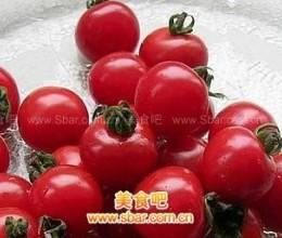 樱桃番茄的三种做法