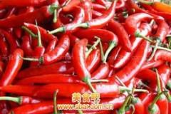 多吃红辣椒让人年轻