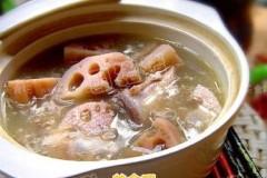脊骨煲莲藕