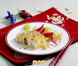 大杏仁鳕鱼片