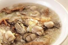 方魚蠔仔粥