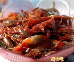南乳醉虾的做法