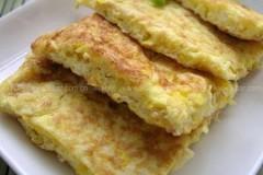 黄油甜玉米蛋的做法