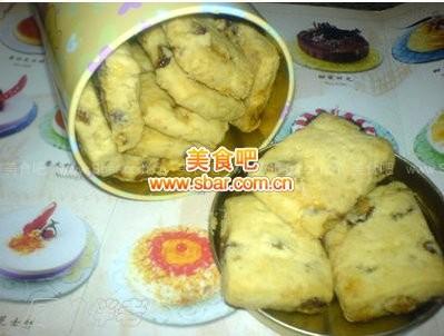 麦芽糖红枣饼的做法