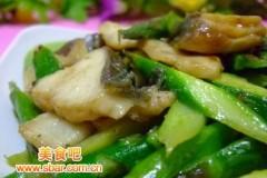 蘆筍魚片的做法