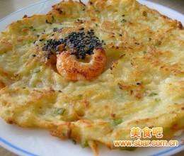 胶东地蛋子饼