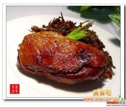 霉干菜烧鸭