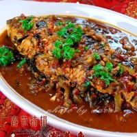 泡菜鱼【年年有余】--春节家宴菜