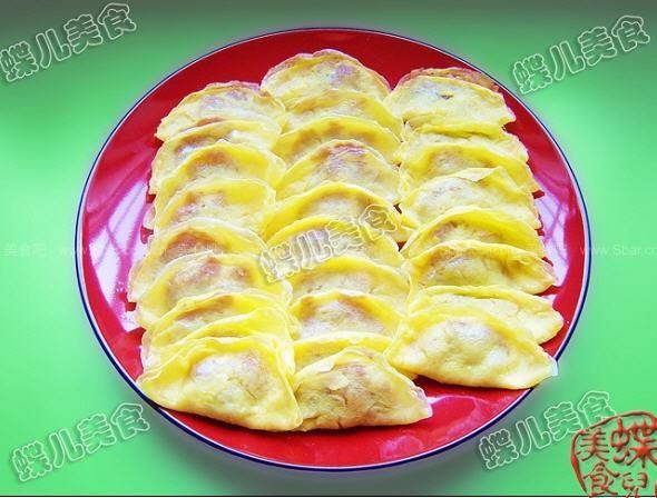 雞蛋餃做法