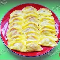 鸡蛋饺做法