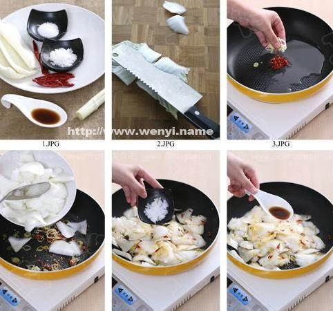 酸辣大白菜的做法
