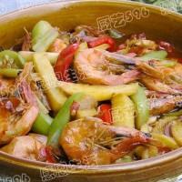 絲瓜香辣鍋的做法