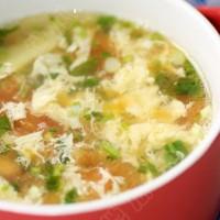 西红柿鸡蛋汤/西红柿蛋汤/番茄蛋汤/番茄鸡蛋汤--最受欢迎家常菜