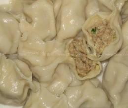 猪肉香菇白菜水饺