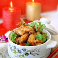 干鍋田雞的做法