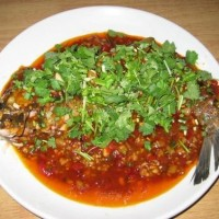 重庆江湖菜之过水鱼的做法