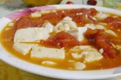 柿子炖豆腐