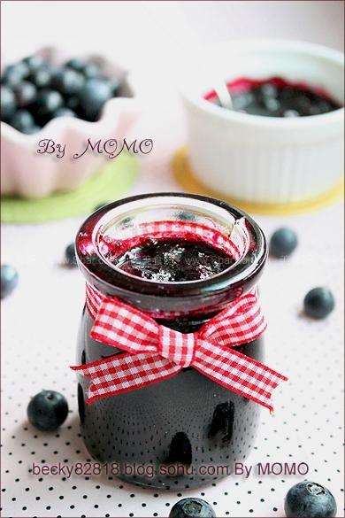 蓝莓果酱(蓝莓酱)的做法步骤