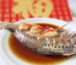 姜汁鱼的做法