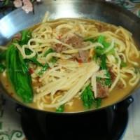 韓式火鍋面的做法