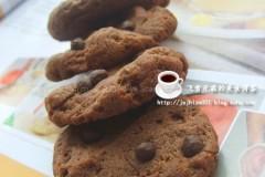 色拉油版趣多多饼干的做法
