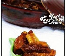 葱香砂锅排骨的做法