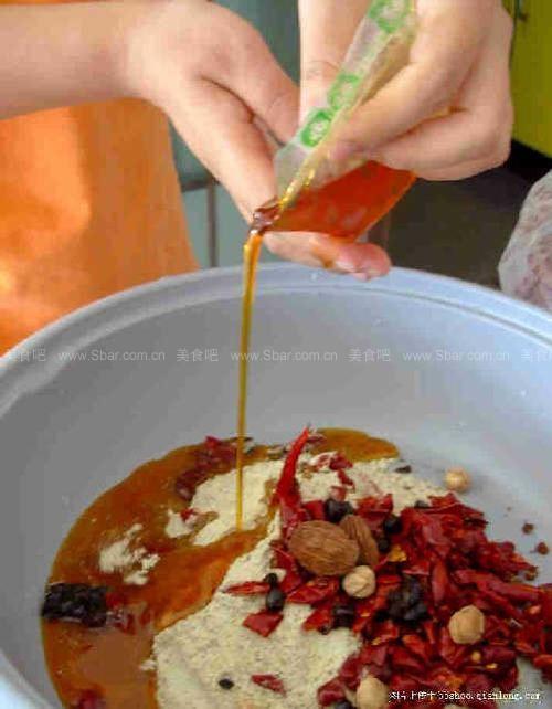 自制小肥羊火锅的做法