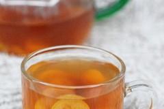 罗汉果金橘水