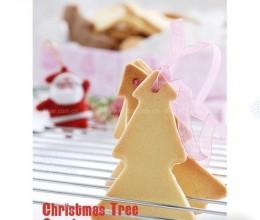 圣诞树饼干