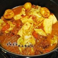 紅燜羊肉火鍋的做法