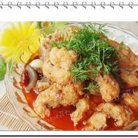 香水火鍋魚的做法