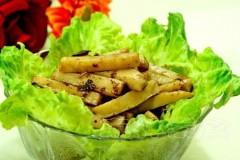 橄榄菜炒冬笋