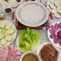自己在家做韩式烧烤的做法