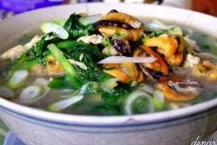 海红苦菊汤