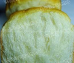 汤种土司--普通面粉版