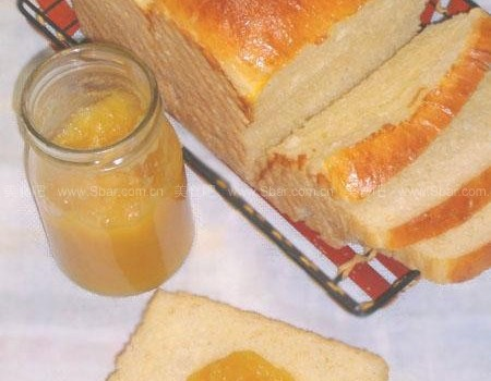 吐司面包(早餐食譜)